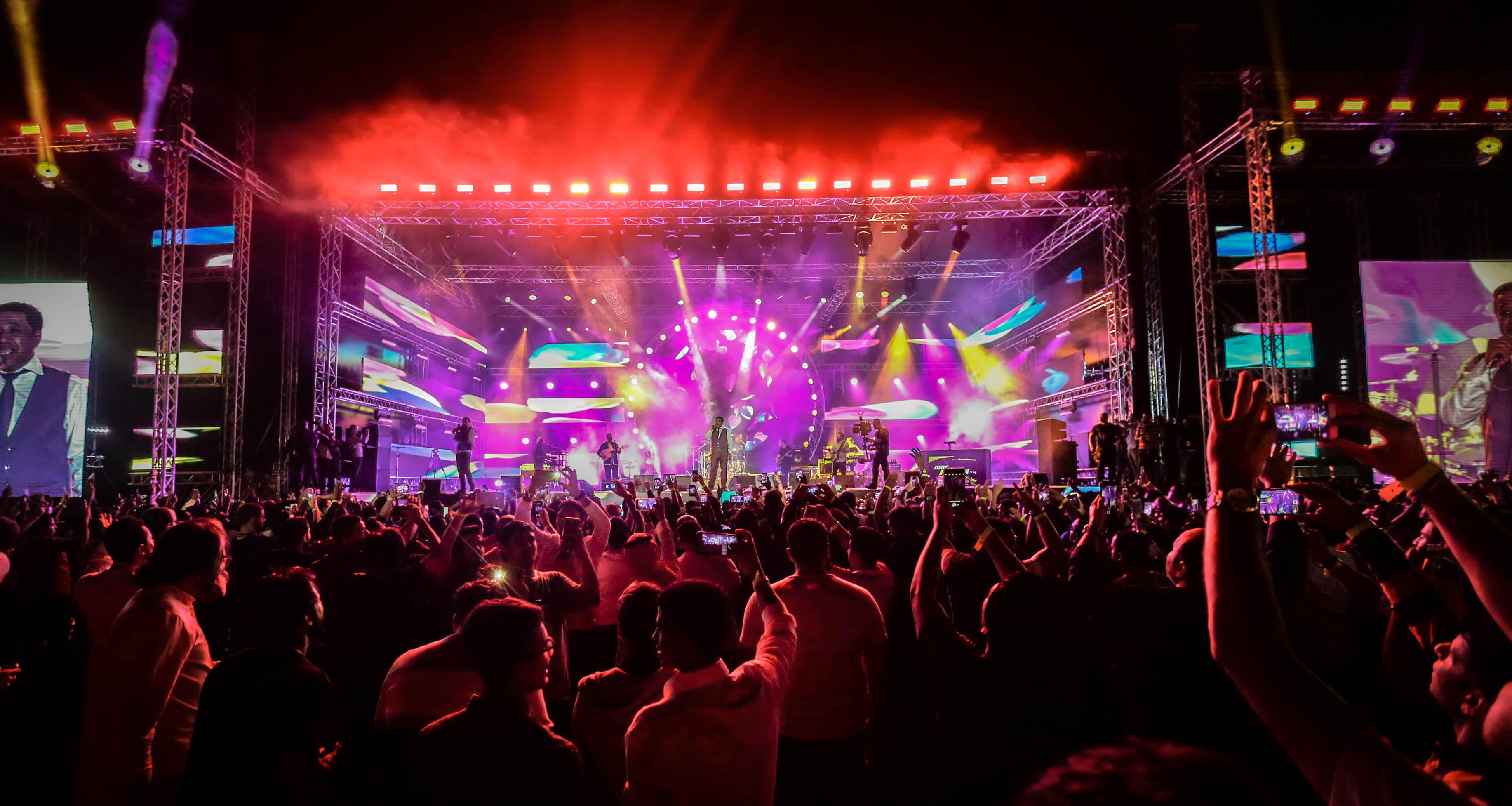 Cheb Khaled Concert