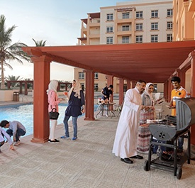 أبراج شاطئ البيلسان - مدينة الملك عبد الله الاقتصادية