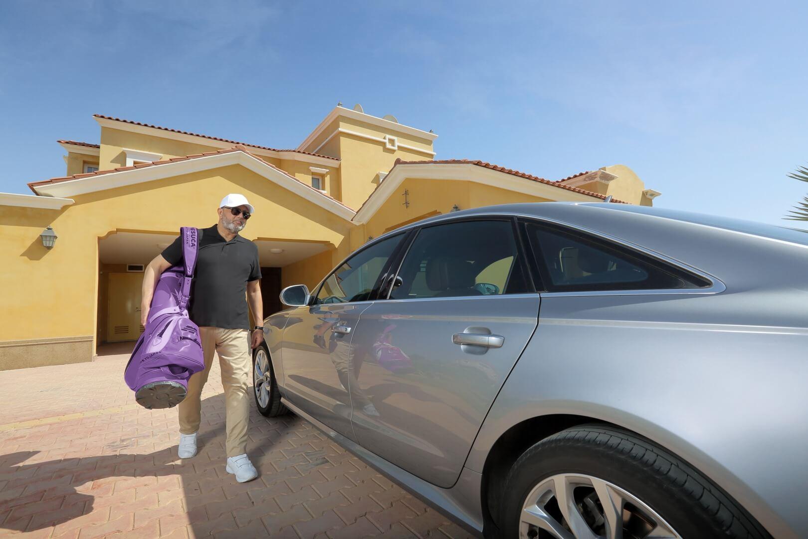 فيلا المروج  - مدينة الملك عبد الله الاقتصادية