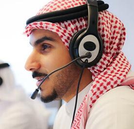 مركز خدمة العملاء - مدينة الملك عبد الله الاقتصادية