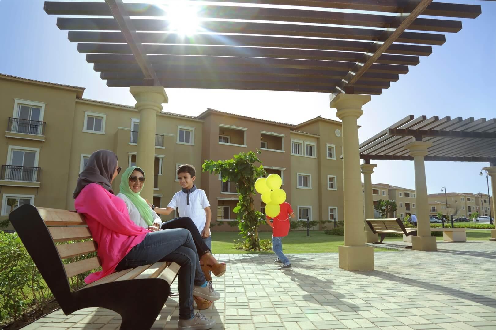 شقق الواحة - مدينة الملك عبد الله الاقتصادية