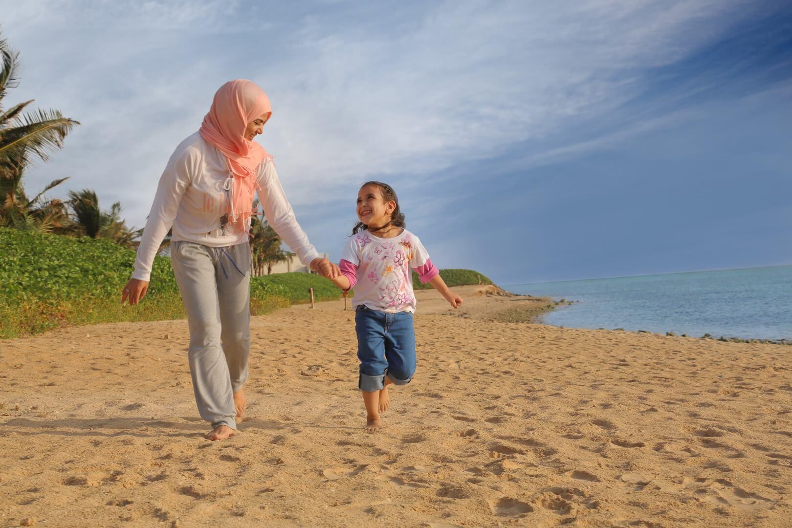 Al Murooj beach front - KAEC