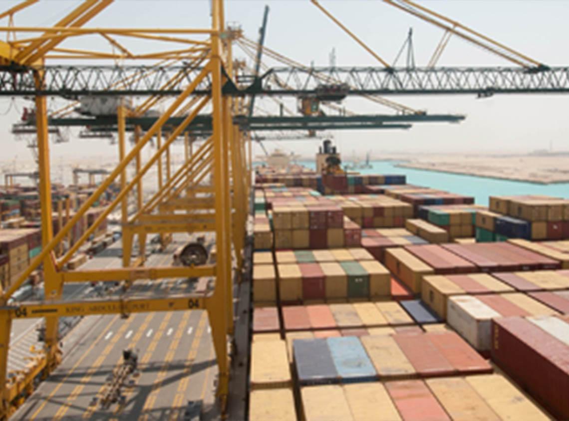ميناء الملك عبد الله في مدينة الملك عبد الله الاقتصادية