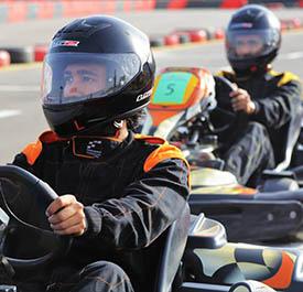 Juman Karting race track - KAEC