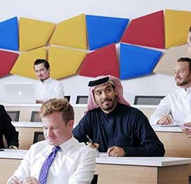 ورشة لريادة الأعمال (MBSC) - مدينة الملك عبد الله الاقتصادية