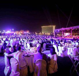 حفل عمر خيرت بمدينة الملك عبدالله الإقتصادية