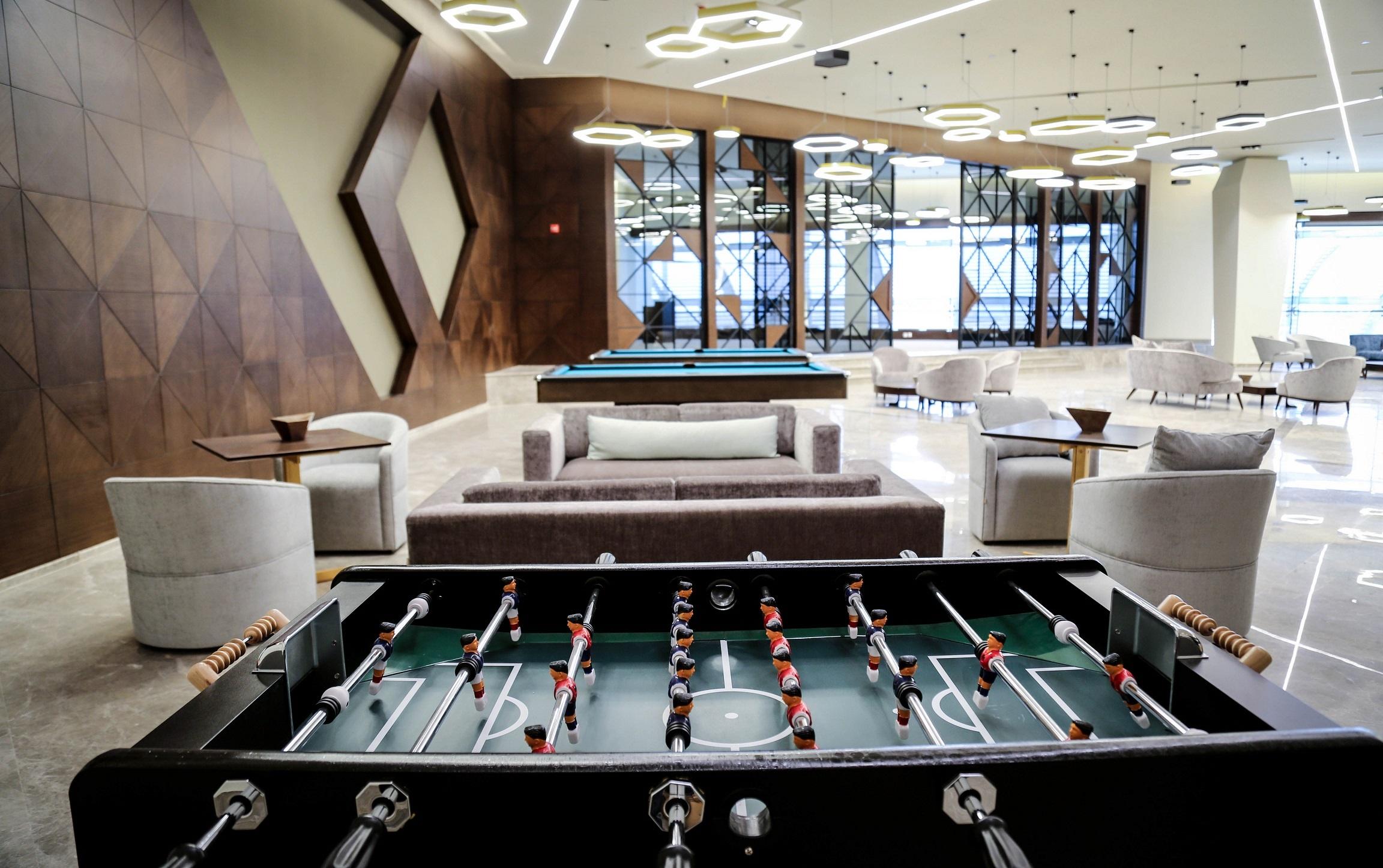 Bay La Sun Club Lounge 2