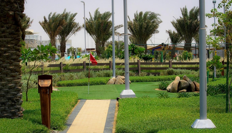 City and Juman Park - Mini Golf 3