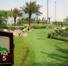 City and Juman Park - Mini Golf 5