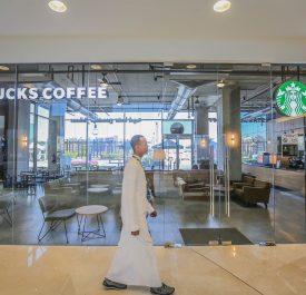 KAEC Starbucks Coffee