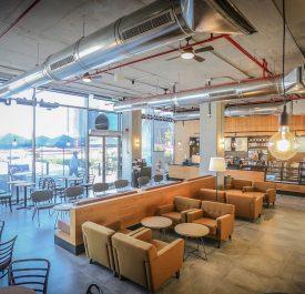 KAEC Starbucks Seats