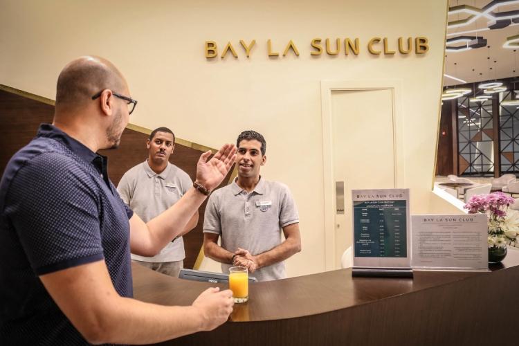 نادي البيلسان بمدينة الملك عبدالله الاقتصادية