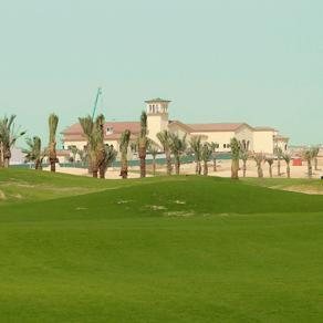 ملعب الغولف رويال غرينز مدينة الملك عبد الله الاقتصادية، ملعب الغولف