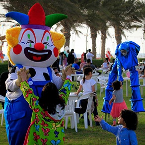 Kids and family healthy modern living, healthy leisure activities, coastline healthy lifestyle