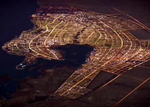 المخطط الرئيسي مدينة الملك عبدالله الاقتصادية