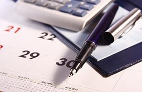 Financial Calendar
