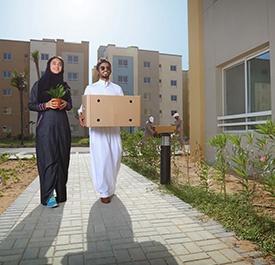 مجتمع الشروق  - مدينة الملك عبد الله الاقتصادية