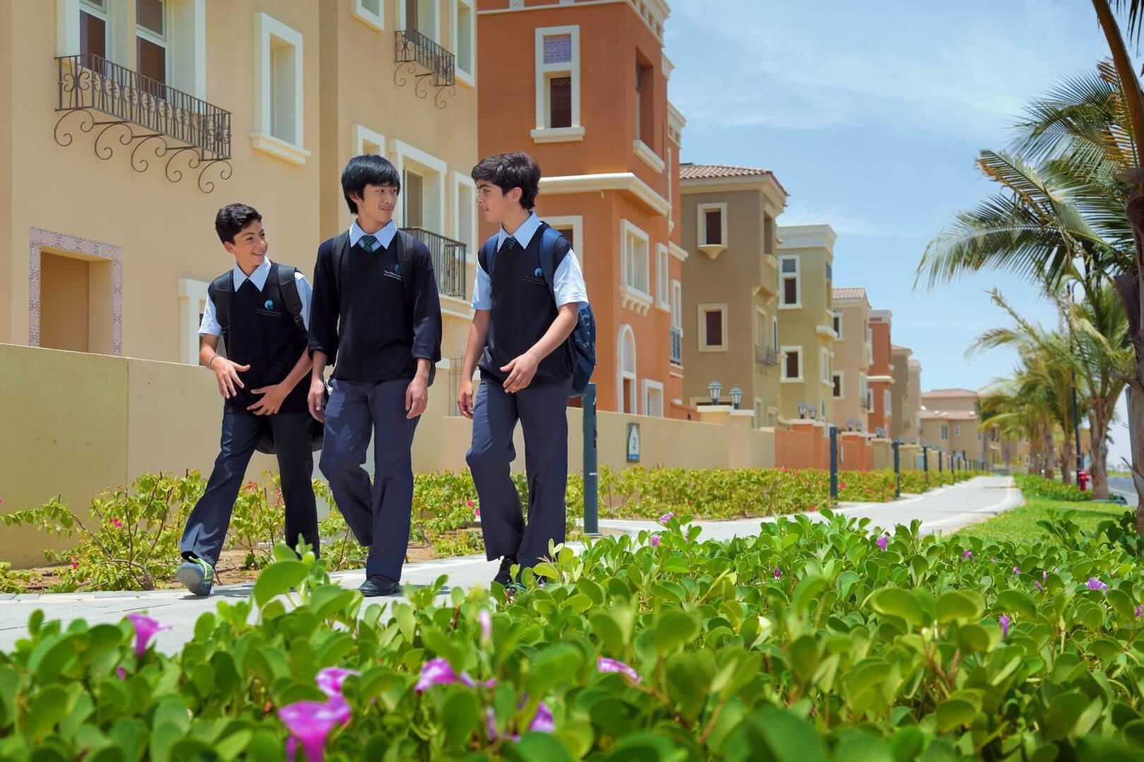 Al Waha apartment exterior- KAEC