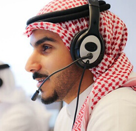 KAEC Customer Care agent