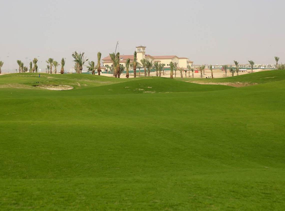 نادي رويال غرينز بحي المروج- مدينة الملك عبد الله الاقتصادية