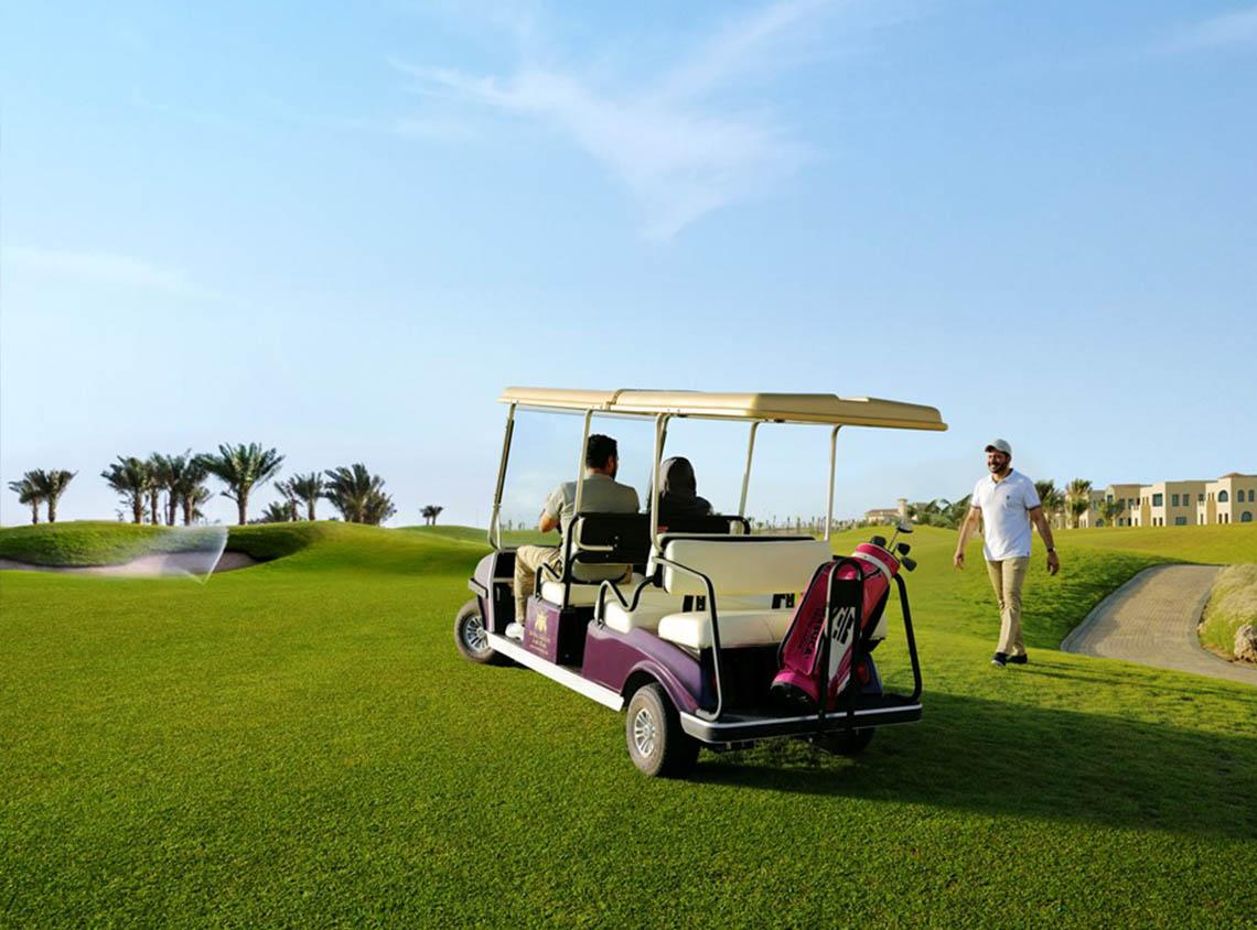 Royal Greens golf course - KAEC