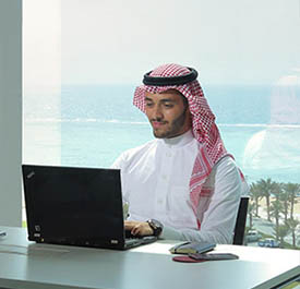 EEC Offices with sea view- Bayviews business park - KAEC