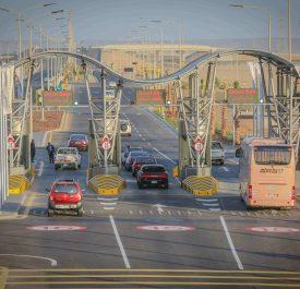 بوابة الحجاز - جهة الخروج من المدينة الإقتصادية