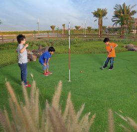 City and Juman Park - Mini Golf