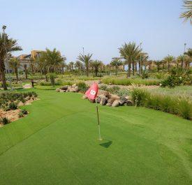 City and Juman Park - Mini Golf 4