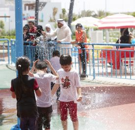 City and Juman Park \ Splashpad 3