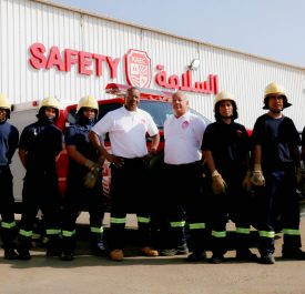 KAEC FIRE AND SAFETY UNIT