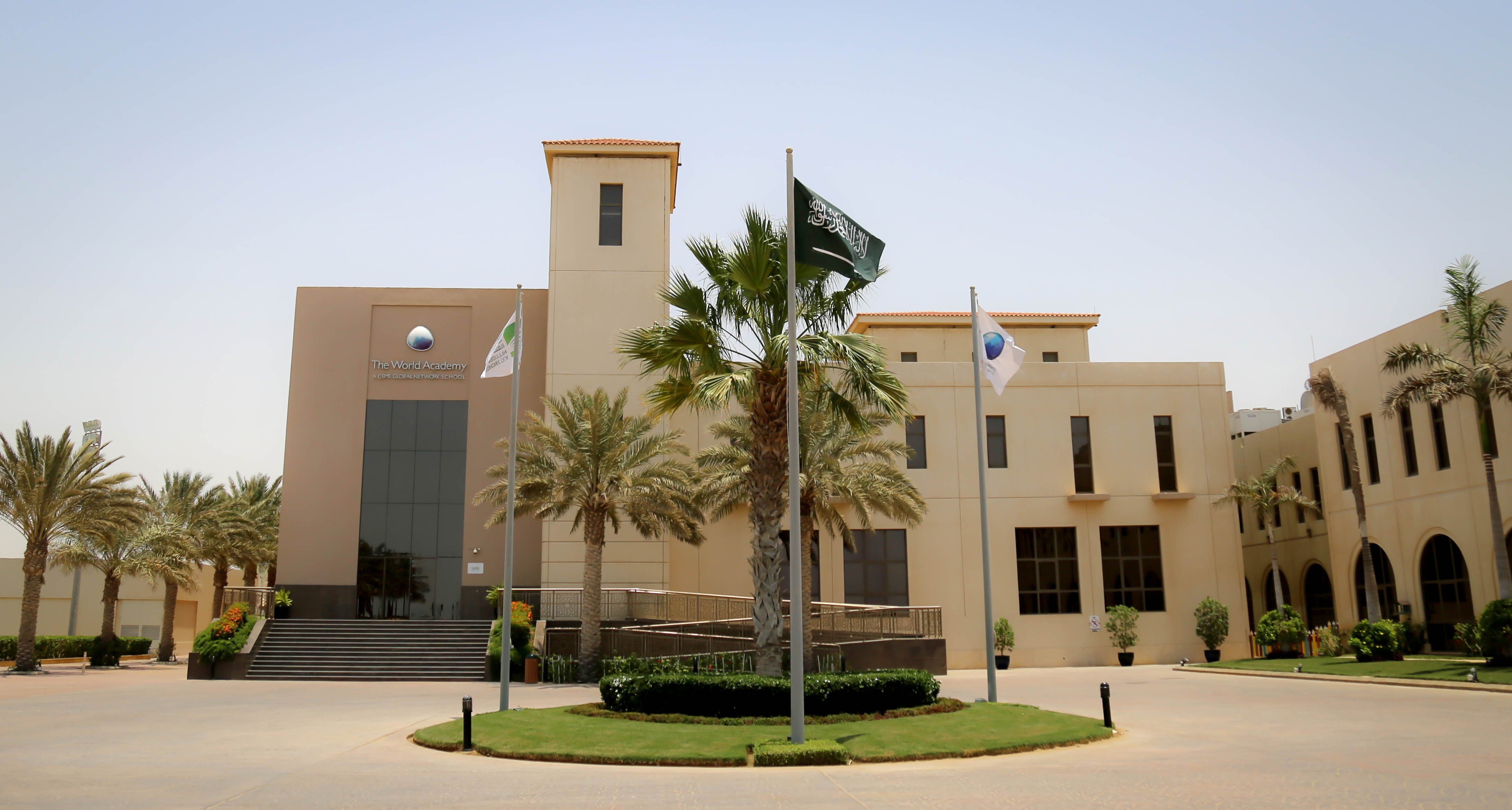 KAEC - The World Academy