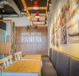Panino's at KAEC