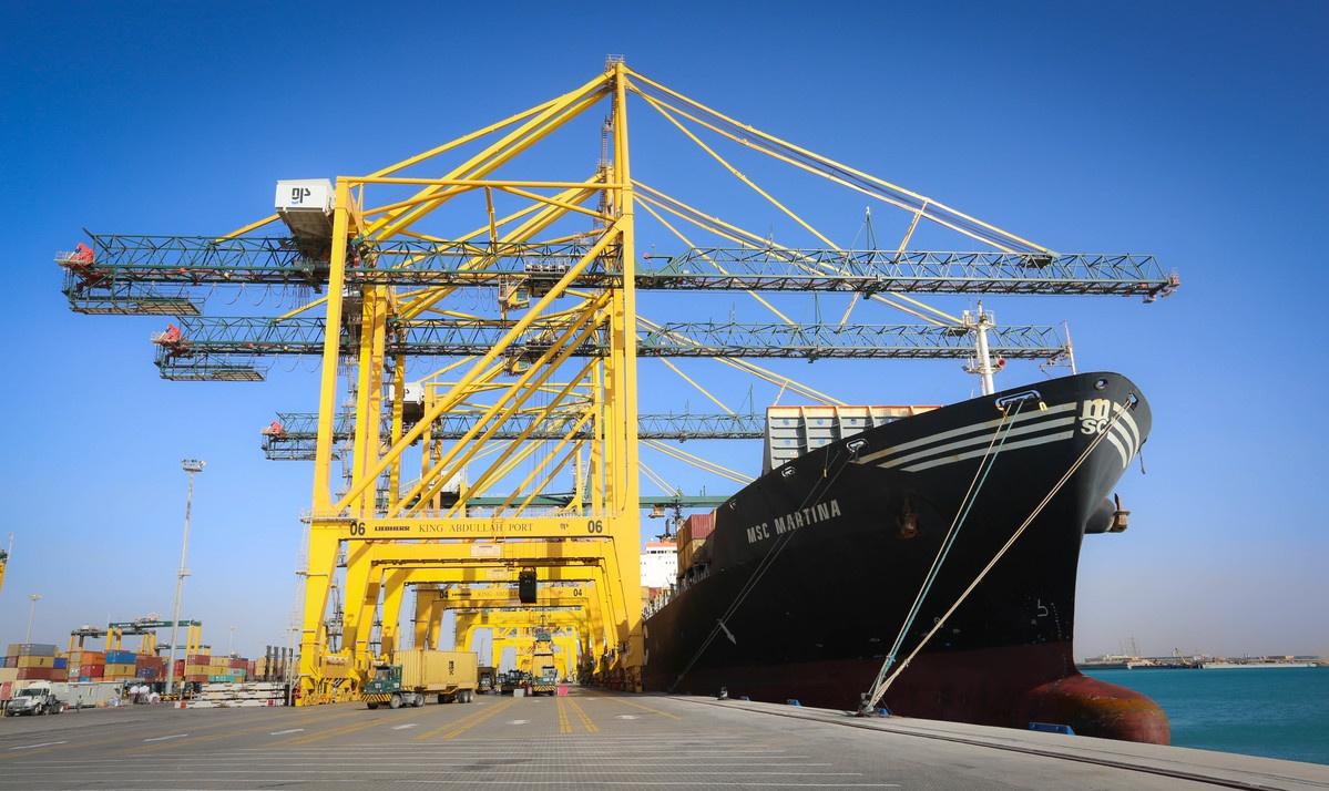 ميناء الملك عبدالله.. التكنولوجيا الذكية لتحقيق رؤية 2030 ...