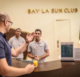 Bay La Sun Club at King Abdullah Economic City