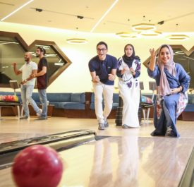 Bowling at Bay La Sun Club - KAEC