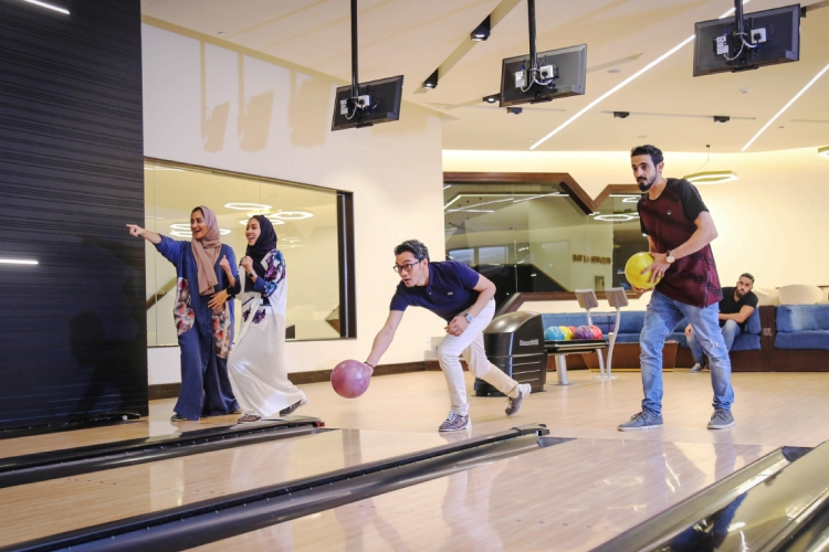 Bay La Sun Bowling Center at KAEC
