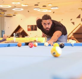 Billiard at Bay La Sun Club - KAEC